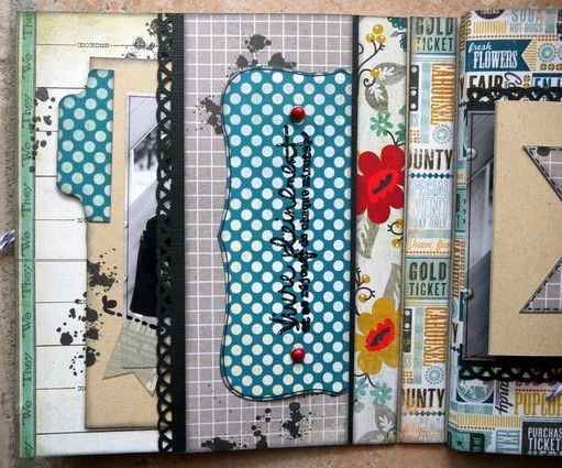 mini album Chronique scraplift Daude 2
