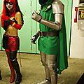 Fatalis et Harley Quinn