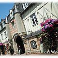 rue principale de Veules
