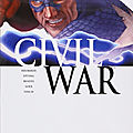 marvel deluxe civil war 03 la mort de captain america réed