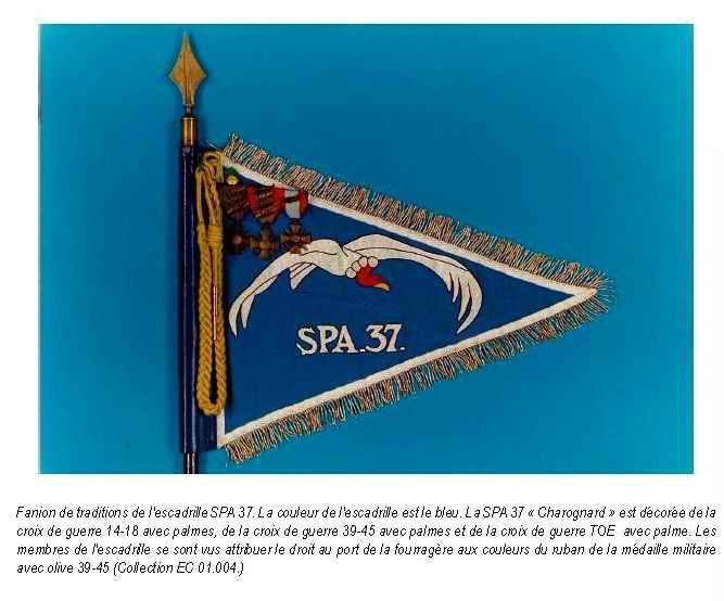 Fanion SPA37
