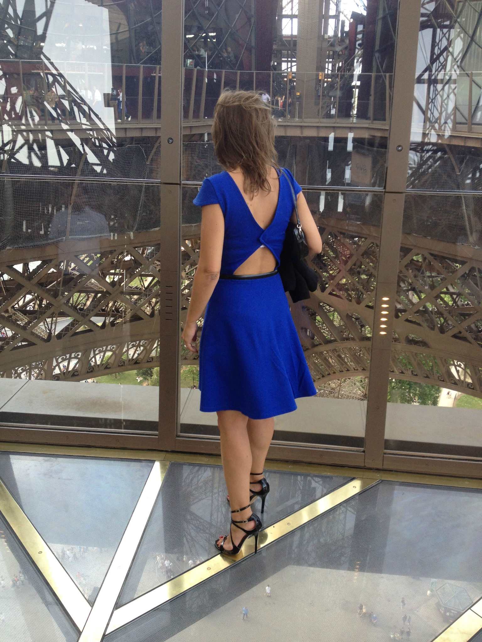 Ma petite robe bleue