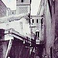 mosquée suspendue de sidi Moussa