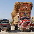 les légendéres camions Pakistannais