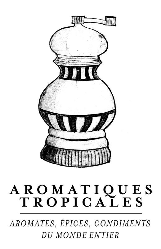 LOGO Aromatiques Tropicales