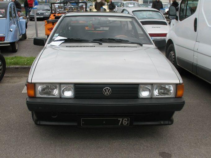 Volkswagen Scirocco II GT (1981-1988) - Autos-Croisées