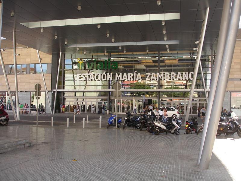 Gare Renfe de Malaga