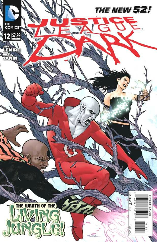justice league dark 12