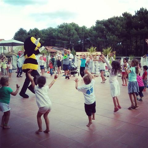 Mini-disco Lacanau ©Kid Friendly