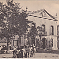 Trans-La Mairie et Hommes au pressoir