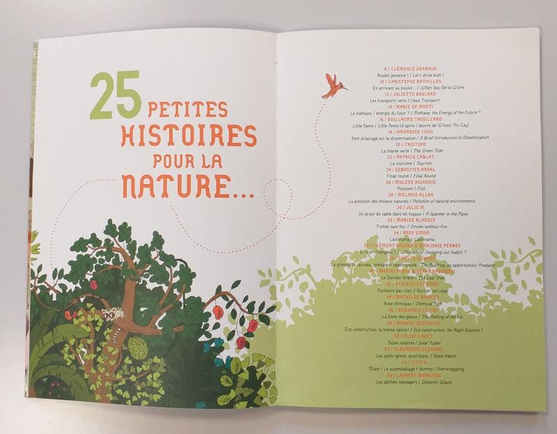 25 histoires
