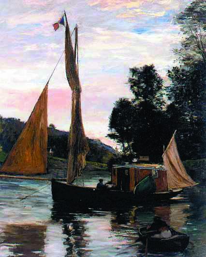 Daubigny-Peinture Botin