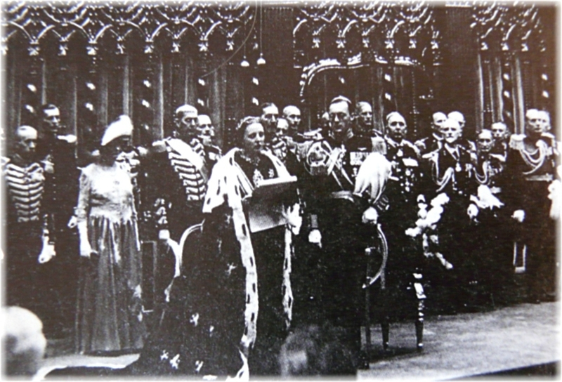 1948-sacre de la reine Juliana des Pays-Bas
