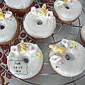 Donuts licorne by prunille ...