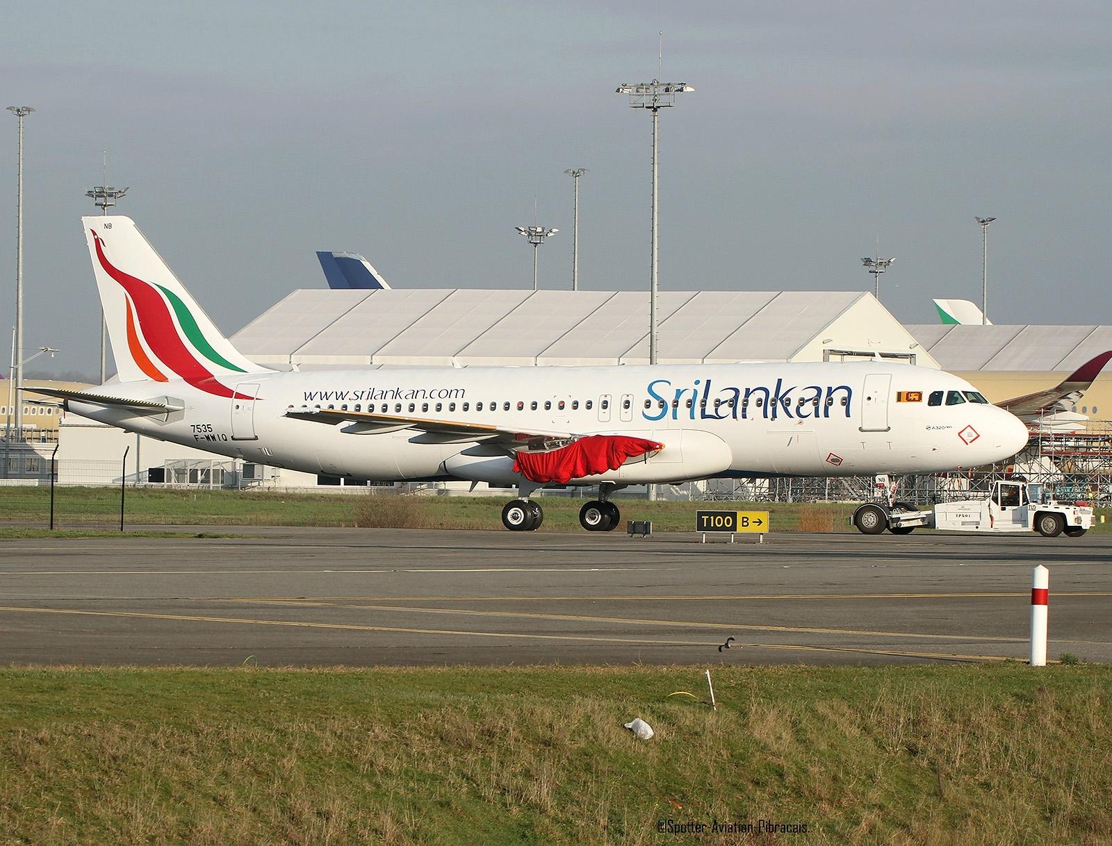 SrILankan Airlines (NEO)