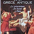_les grands philosophes de la grèce antique_, de luciano de crescenzo (1983)