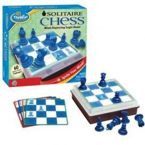 Boutique jeux de société - morbihan - ludis factory - Solitaire chess