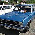 Plymouth valiant 4door sedan-1970