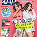 Tele cable sat du 17 au 23 Août cover