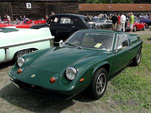 lotus europa twin cam 1972 a