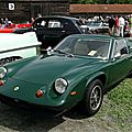 Lotus europa twin cam, 1972