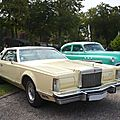 LINCOLN Continental Mark V Cartier Edition 1979 Créhange (1)