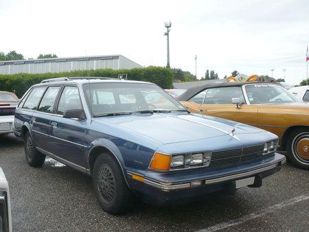 BUICK Century 4door estate wagon 1988 Illzach (1)