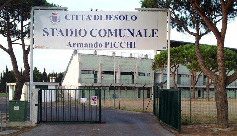 Photo Italie Jesolo Stadio Comunale Armando Picchi