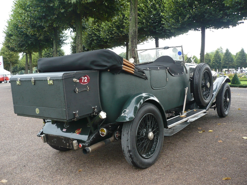 SUNBEAM 30HP 90 Open Sports Tourer 1927 Schwetzingen (2)