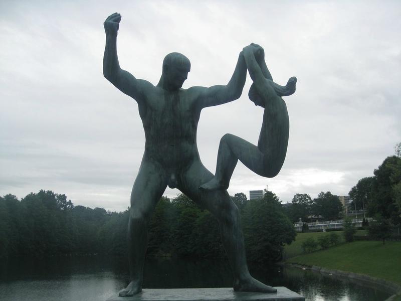 parc Vigeland, OSLO