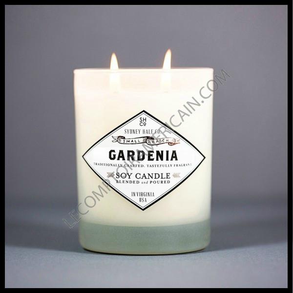 le comptoir americain bougie parfumee gardenia