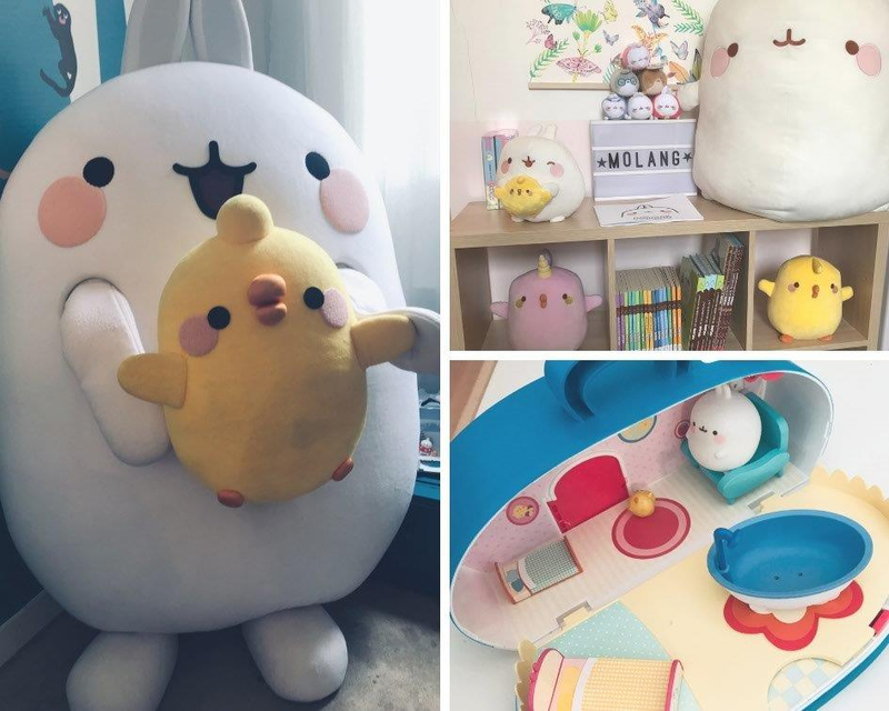 Molang ©Kid Friendly