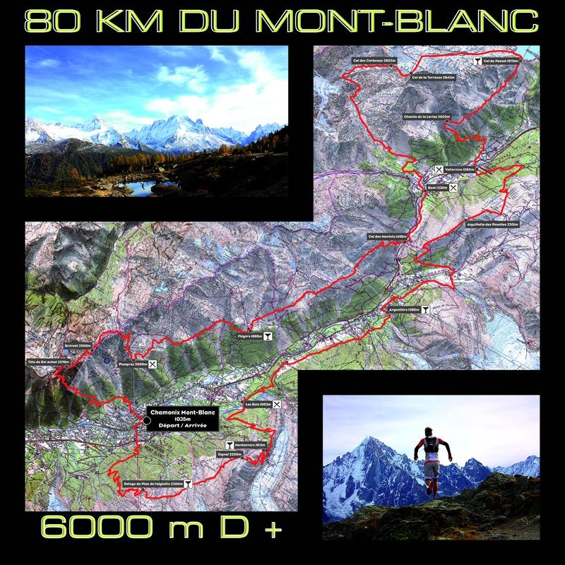 parcours 80km MB