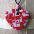 Le pendenfif coeur...