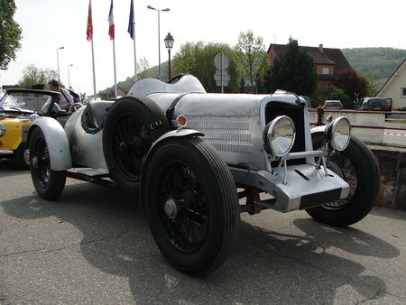 FORD Type B Roadster Race Car 1932 Bourse Echanges de Soultzmatt 2010 2