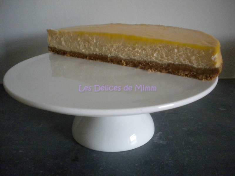 Cheesecake au citron 3
