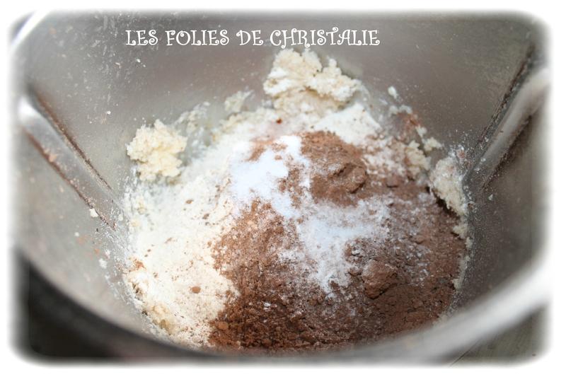 Cookies chocolat 5