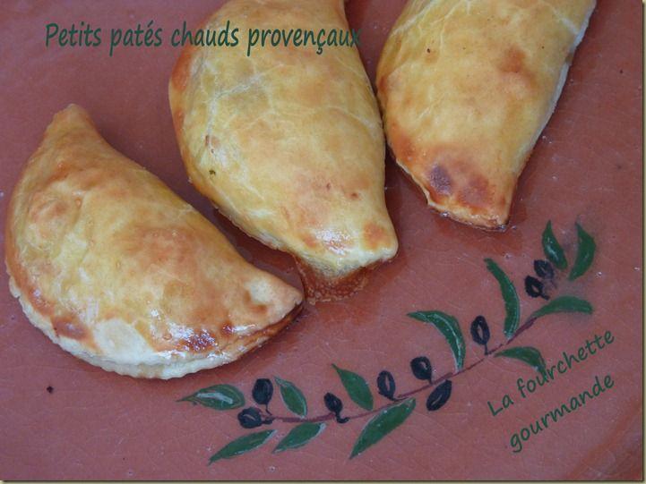 Patés provençaux