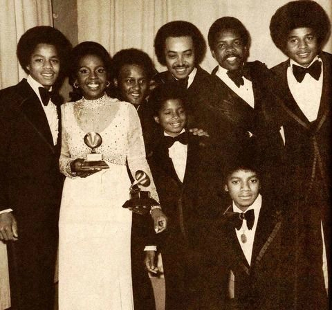 WITH Gladys Knight and the pips