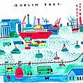 Dublin - ville des artistes