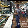 Vidéo de robotique collaborative en pme