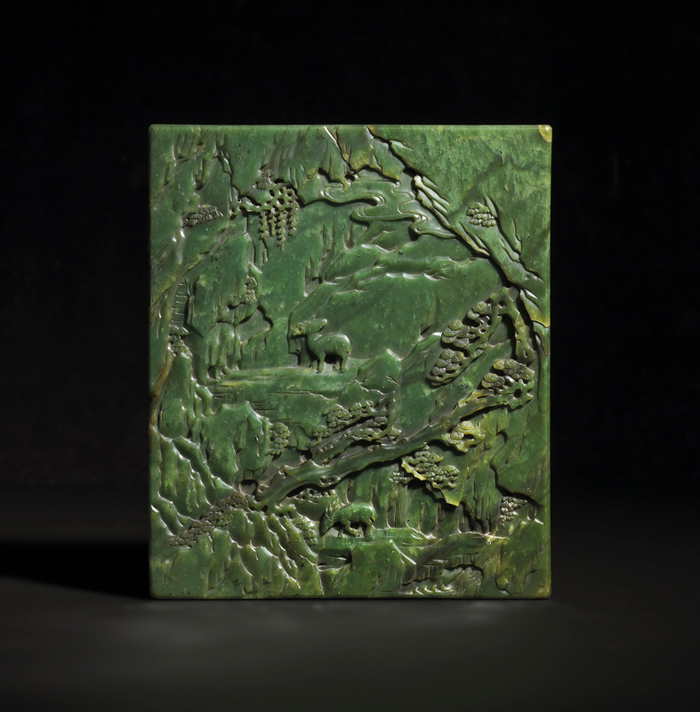 2019_CKS_17114_0128_001(a_finely_carved_spinach-green_jade_rectangular_table_screen_qianlong_p)