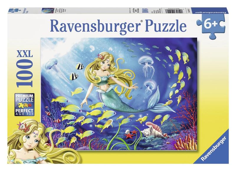 puzzle Ravensburger 100 pièces