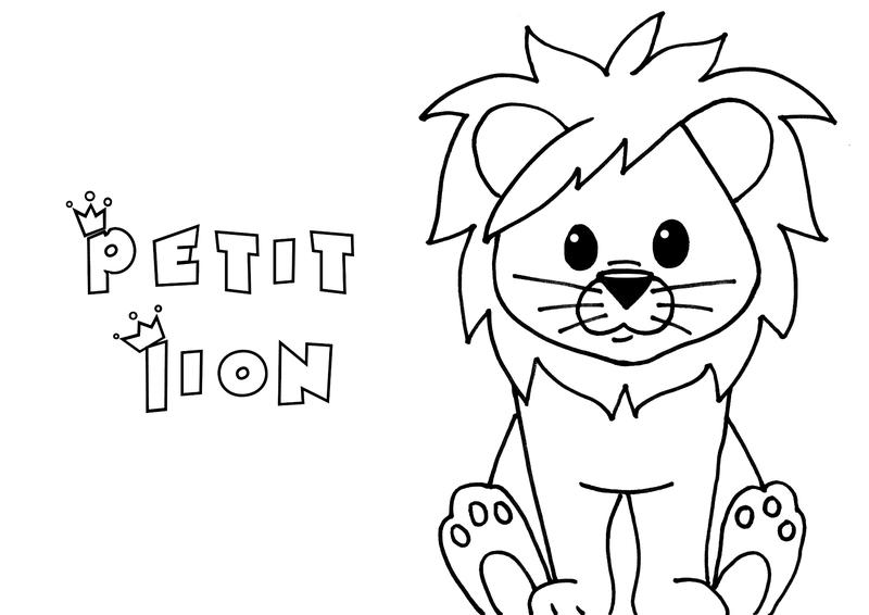 Lion Atelier du chat noir