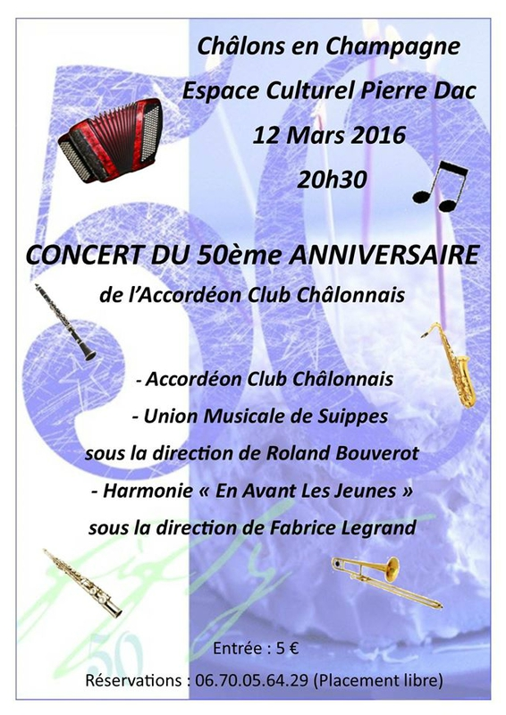 CONCERT CHALONS