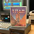 Titan sur amstrad cpc
