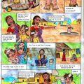 Chapitre 17 : arsenic comic book