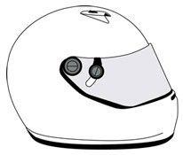 Casque je m 39 amuse avec nounou maman - Dessin casque moto ...