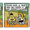 Strip 114 / bill et bobby / vocation