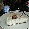 Cheesecake sans cuisson mascarpone ferrero rocher